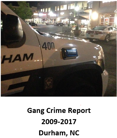 Gang Reduction Strategy Durham County