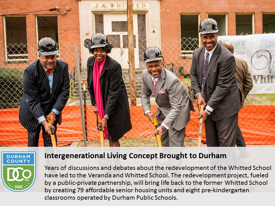 Intergenerational Living Concept Brought to Durham