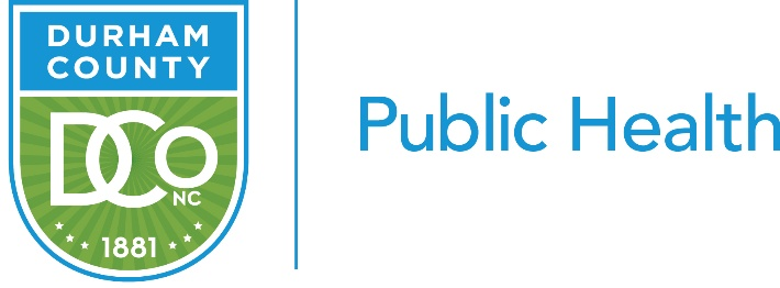 Durham County Department Of Public Health Durham County