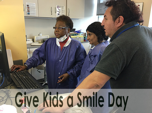 Give Kids a Smile Day
