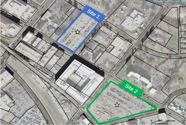 300 and 500 E. Main Redevelopment | Durham County