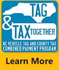 Tax / Tag Learn More