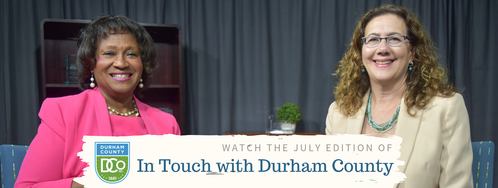 In Touch with Durham County July 2019
