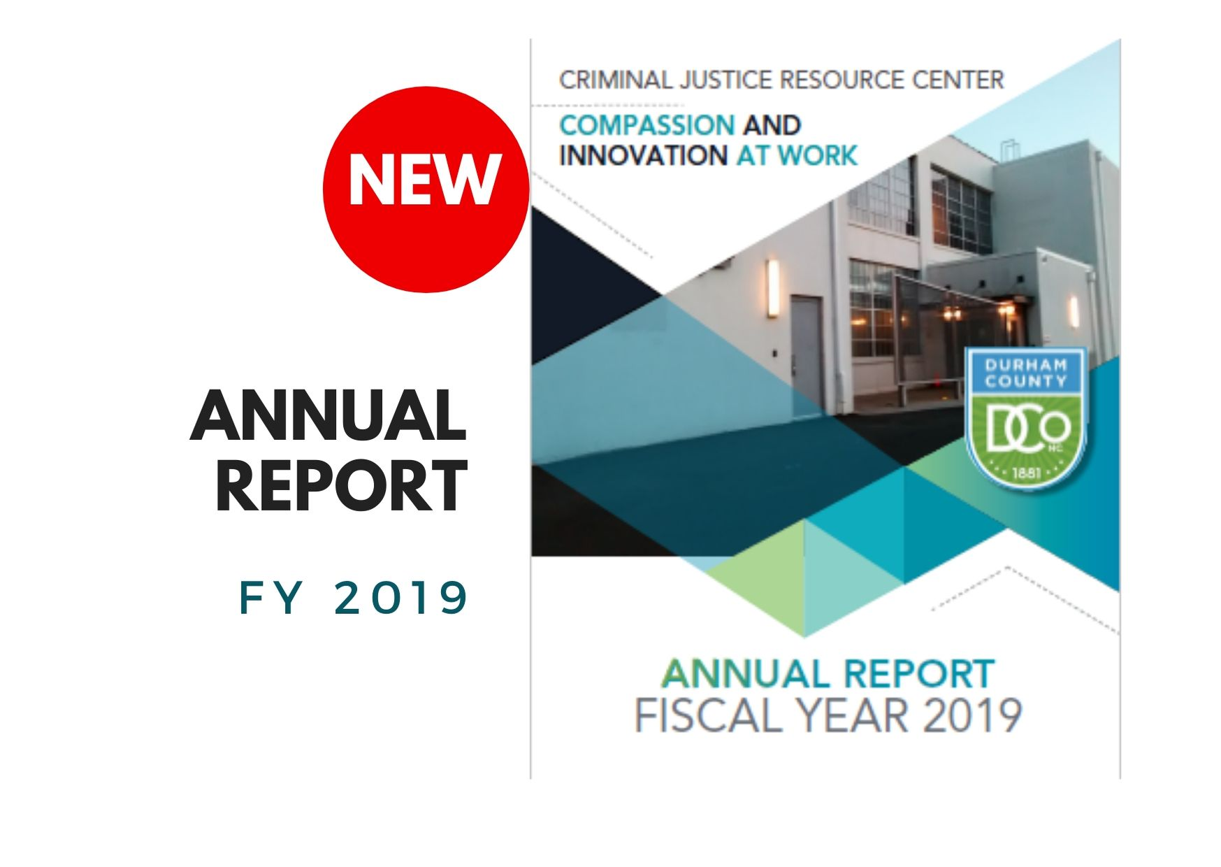 FY 2019 Annual Report Cover