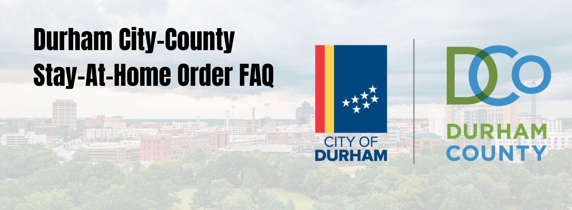 Copy of DURHAM COUNTY COVID-19 FAQ link