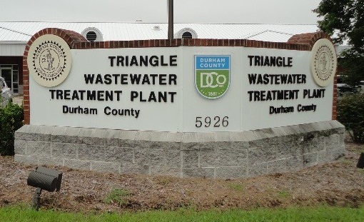 Wastewater Treatment Durham County