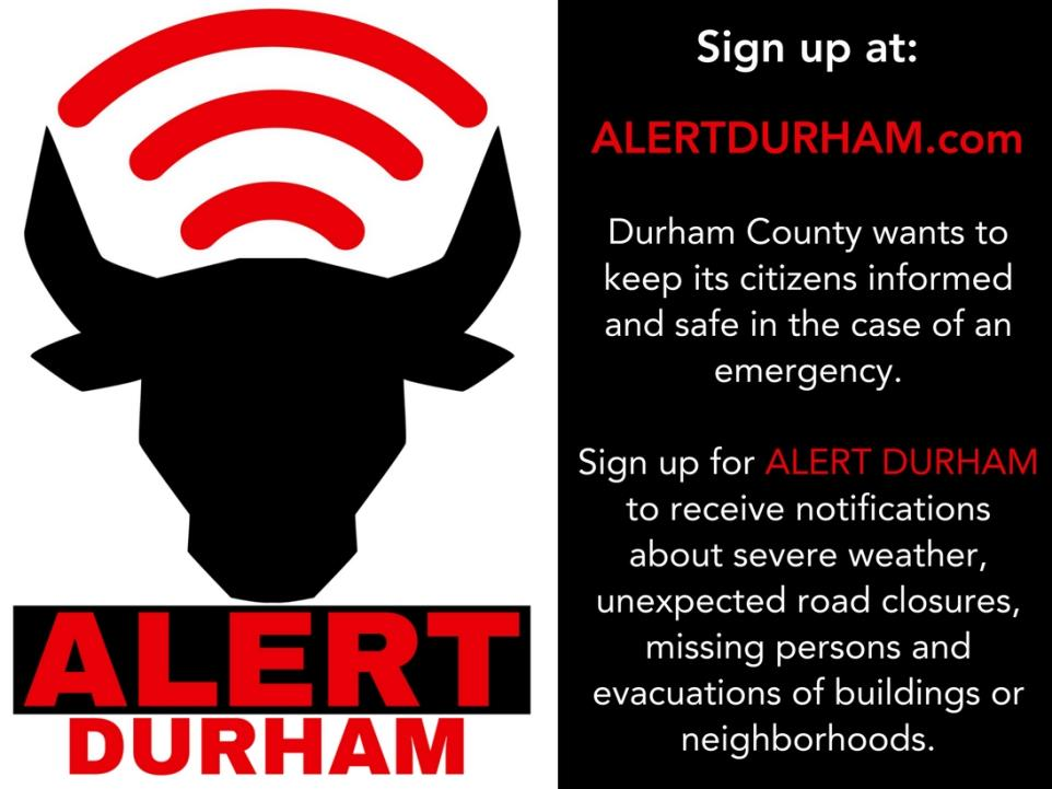 Emergency Management Durham County