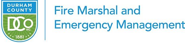 Fire Marshal Durham County